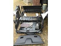 Corsa d car van conversion rear boot floor etc