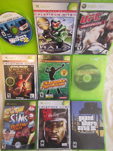 Xbox Original Games $20 for all 7 remaining games