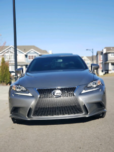 2015 lexus is350 f-sport awd