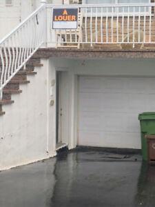 Apartement 3 1/2 St-Léonard à louer