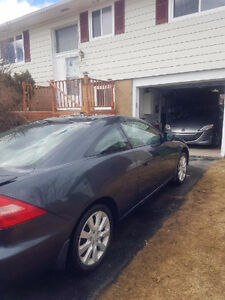 2005 Honda Accord Coupe (2 door)