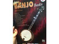 Banjo Strings & beginners book