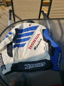 Honda Racing Leather Jacket