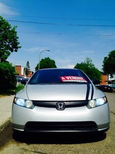 6 000$ Honda civic 2008 128 000KM