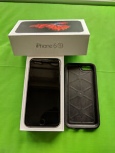 **Like-New iPhone 6S 64GB w/ Case. 10/10 condition.