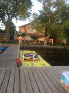 3 Bdr Cottage Rental Sturgeon Lake Kawarthas (Spring and Summer)