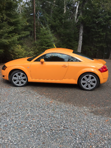 2004 Audi TT Coupe (2 door)