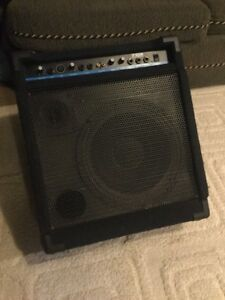 Yorkville mixer amp/stage monitor 100w
