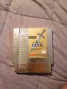 Zelda 2 The Adventure of Link NES