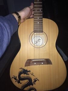 Selling smaller guitar  Kitchener / Waterloo Kitchener Area image 1