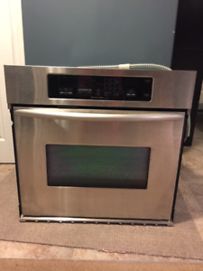 Built In Oven and Range