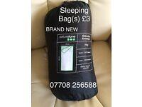 Sleeping Bags (New)