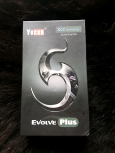 Yocan evolve plus medical concentrates vaporizer
