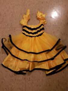 """"""" Bumble Bee Costume """"Size 2 T"""