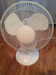 Fan/Ventilateur excellent condition - ready for summer!