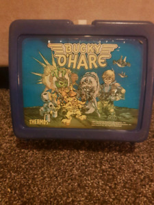 Bucky o hare vintage lunch kit