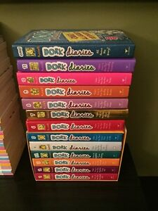Dork Diaries Series - Books 1-13