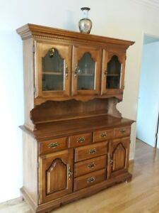 Moving Sale - Hutch Cabinet