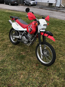 2008 Honda Xr650L Turn Key- Lots of Extras -Excellent condition.