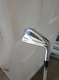 Srixon zu85 2 iron stiff flex recoil shaft
