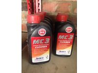 MC3 system cleaner