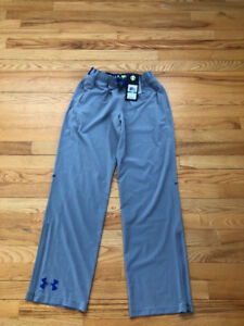Boys Under armour ultra light weight athletic pants brand new