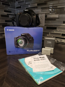 Canon SX30IS 14.1MP Digital Camera with 35x Wide Angle Zoom
