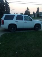 2010 CHEVY TAHOE-EX RCMP VEHICLE.    VERY WELL MAINTAINED!!!