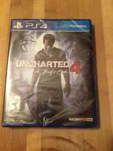Uncharted 4 NEW!