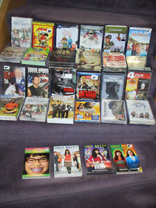 Selection of AAA Movies, Mini-Series, etc. - New, On Choice