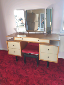 G Plan E Gomme retro dressing table
