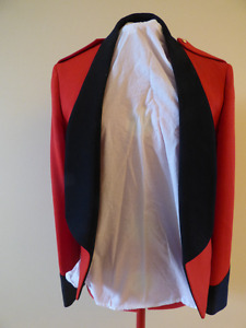 Canadian Army Signal Corps Mess Dress/Kit