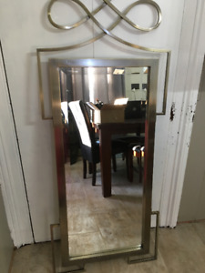 Large Uttermost Contemporary Mirror