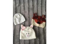 Baby Girl HATS 6-12 months