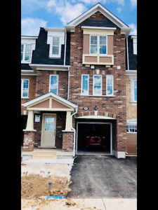 New Townhouse for Lease near Mount Pleasant GO station, Brampton