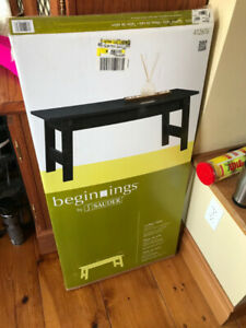 Coffee Table - Unused and never assembled, still in box - 40 obo