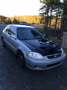2000 Honda Civic Hatchback - $2000 ONO