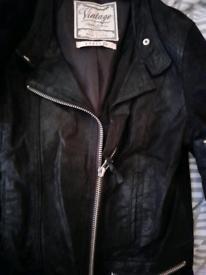 Lipsey Vintage real Leather jacket