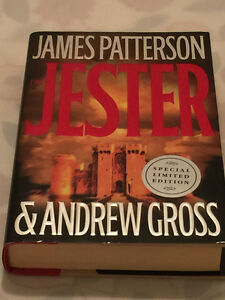 Jester, by James Patterson