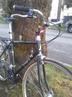 Medium Size,Raleigh,Clubman,21 Speed, Road Bike