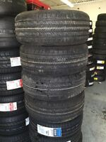 235/50r18 continental contipro contact NEW