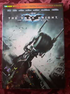 The Dark Knight 2-Disc Special Edition on DVD