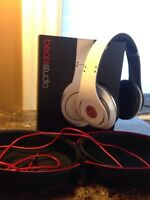 Beats Studio by dr. dre. $50.00 no holds