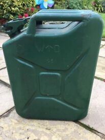 Jerry Can Green 1951