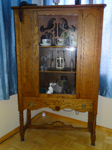 Antique dresser 1910 restored