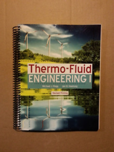 Thermo Fluid Engineering I