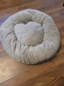 Super soft small dog bed
