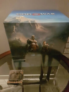l m Selling my God of war collector's edition statue
