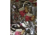 Job Lot/wholesale Keyring bottle opener