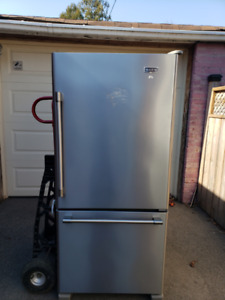 only 2 years old fridge for sale, $295